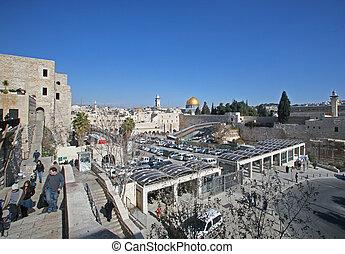 Jerusalem, wailing wall, western wall