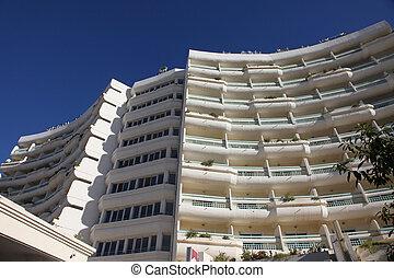 Tunisian modern architecture