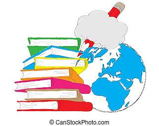 drawing Global Education