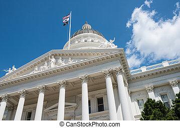 Sacramento, stan, Kalifornia, Kapitol