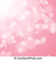 bokeh background - Reddish pink bokeh lights for...