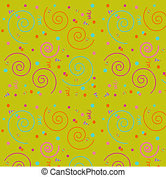 carnival background for birthday