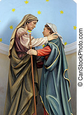 Visitation of the Virgin Mary - Visitation of the Blessed...