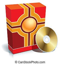 Box and CD