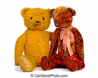 Two Teddy