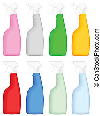 cleaning spray bottle 3