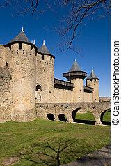 Carcassonne, Aude, Languedoc-Roussillon, France