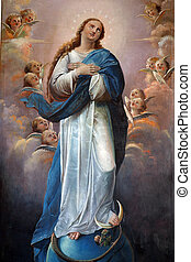 Assumption of the Virgin Mary - Assumption of the Blessed...