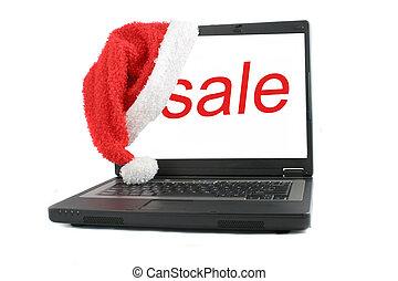 膝上型, 聖誕節, 銷售