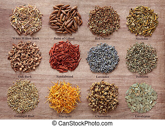 Magical and Medicinal Herbs - Medicinal herb selection also...