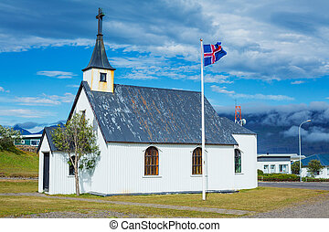 Icelandic Lutheran Church - Remote Icelandic Lutheran church...