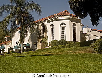 Hilltop Mansion - This hilltop mansion is now a cultural...