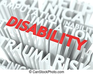 Disability Background Conceptual Design. - Disability...