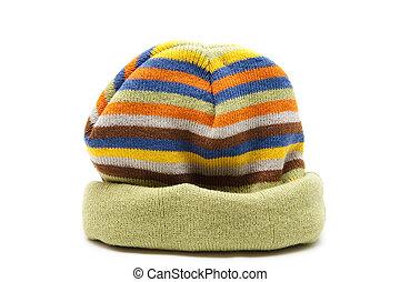Warm woollen cap