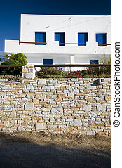 greek island architecture - greek island cyclades...