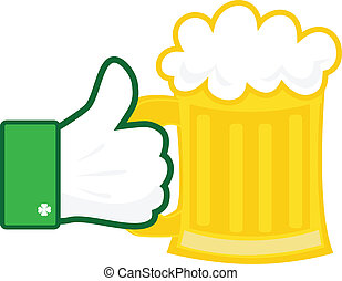 Like beer icon