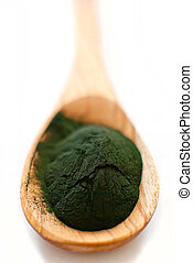 algae powder spirulina - organic spirulina algae powder in...