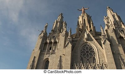 Barcelona: Church Sagrada Corazon