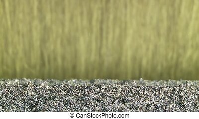 Sand In Fabric