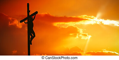 耶穌, christ, 產生雜種