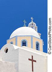 Fira catholic cathedral 04