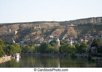 Old Tbilisi,Georgia.