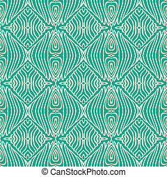 retro grunge pattern, fifties textile design - vector...
