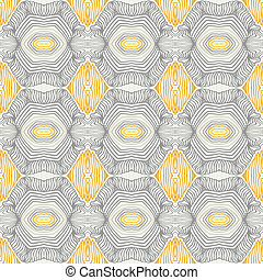 vintage pattern, fifties sixties wallpaper design - abstract...