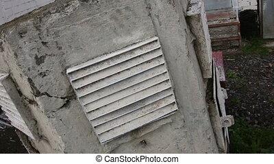 ventilation shed