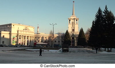 Yekaterinburg The sights of the city - Yekaterinburg...