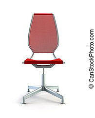 office chair 3d rendering - modern office chair 3D rendering...