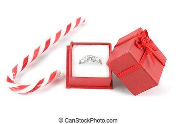 diamante, Natale