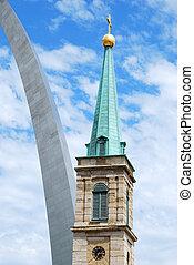 St. Louis sityscape