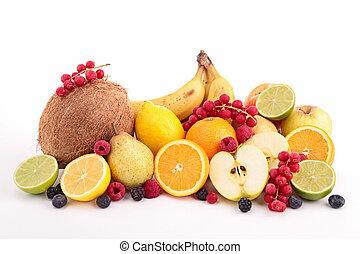 abundance of fruit
