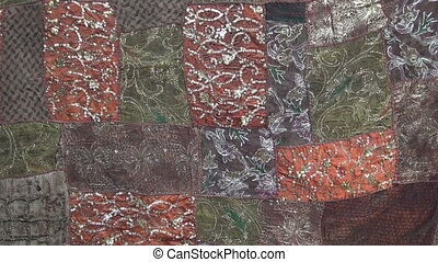 indian cloth ornamental background - indian cloth ornamental...