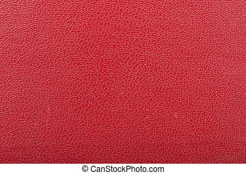 Red Book Cover - Texture Of A Red Vintage Book Cover