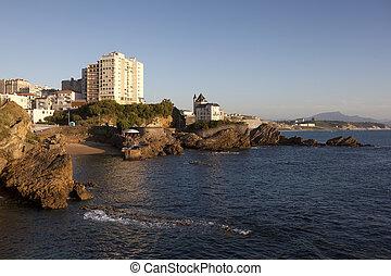 Biarritz, Pirenees Atlantiques, Aquitaine, France