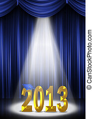 Class of 2013 in the spotlight - Gold 2013 for graduating...
