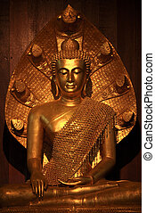 Buddha statue - Buddhist statues of the Prophet to worship
