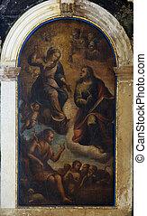 Altar of Saint John