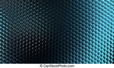 metal - facets - Background Animation - Art supplies - metal...