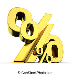 High and low percentages