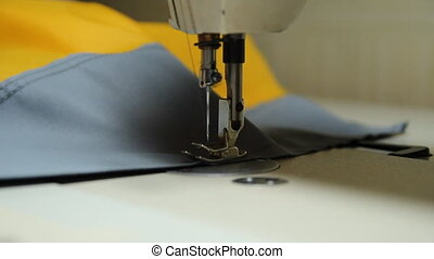 Work and Industry professional sewing machine