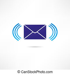 Correspondence icon