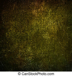 Highly detailed brown grunge background or paper with vintage texture and space for your text, image or border frame