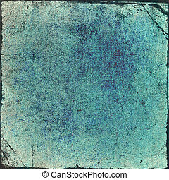 Abstract blue background or paper