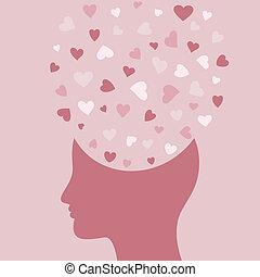 Love head