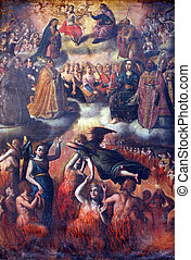 purgatory, Almas
