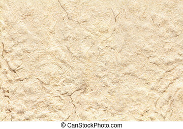 Recycled Paper Pulp Surface Texture