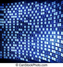 abstract cyberspace digital background - abstract cyberspace...